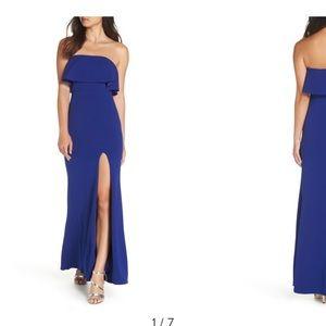 Lulus Colbat Blue Dress